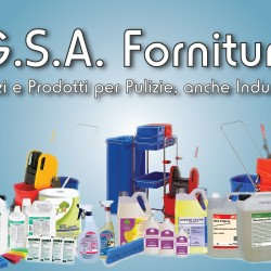 Forniture GSA Messina